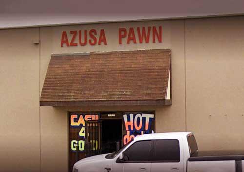 Azusa Pawn Shop - Gold - Silver - Jewelry - Loans