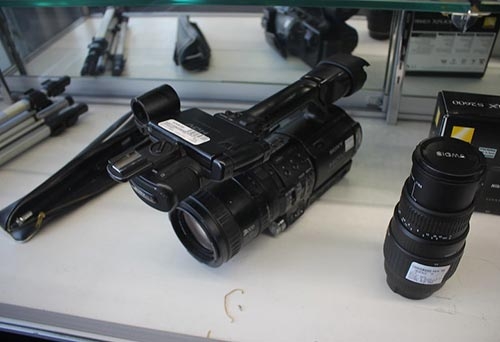 we have extensive camera collection in Azusa Pawn