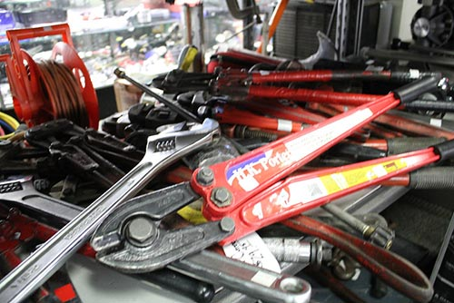 Wrenches, pliers, hammers in Azusa Pawn, California
