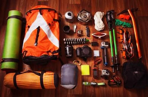 Hiking Gear in Asusa Pawn