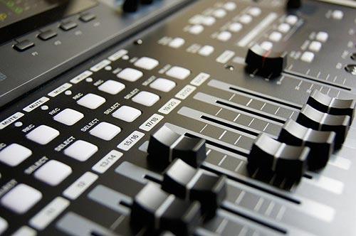 Recording equipment in Azusa Pawn, California