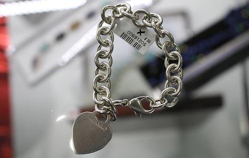Silver Jewelry Pawn Shop in Azusa, California