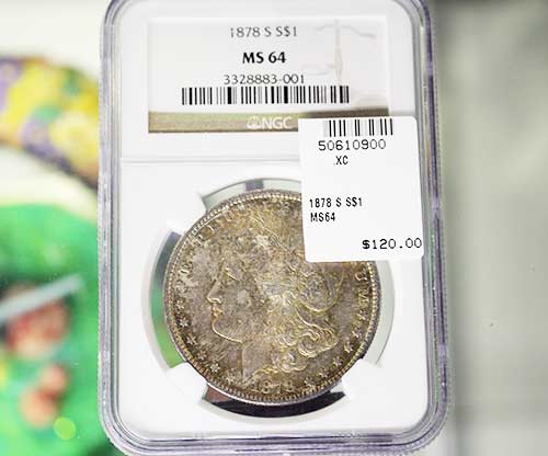 we have best ancient coins inventory in Azusa, California