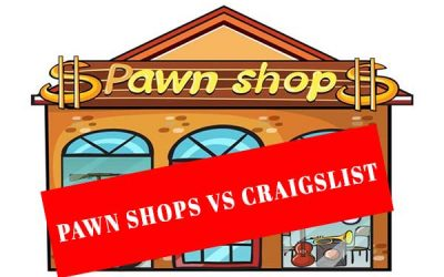 Pawn Shops Vs. Craigslist: 3 Reasons a Pawn Shop is a Better Option